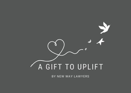 New Way Lawyer Gift to Uplift Image