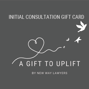 New Way Lawyer Initial Consultation Gift Card